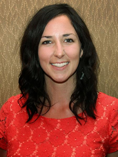 Colleen Liebig, a portfolio success manager with Cultivation Capital