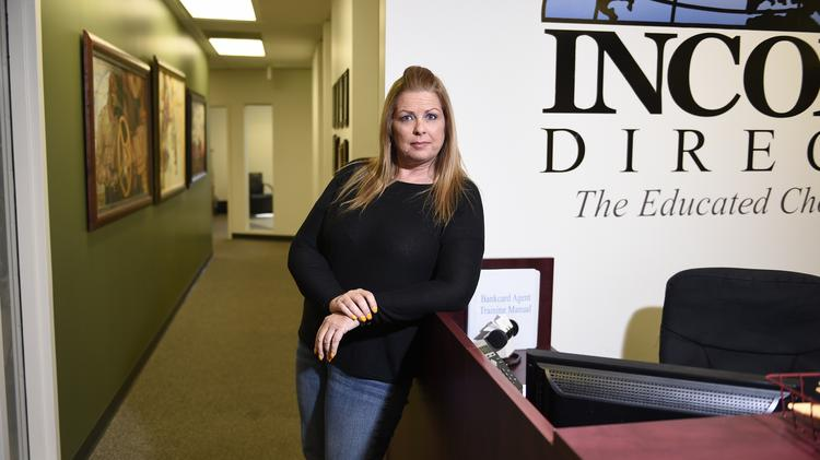 """Janet Sanders, CEO of Denver-based InCom Direct says, """"We've only seen the tip of the iceberg with fraud and data breach issues."""""""