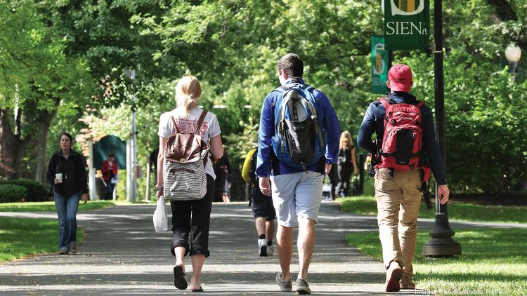 Siena College is a private school in Loudonville. No. 1: 12211, Loudonville, Albany County Population: 12,863 Average net worth: $1.85 million