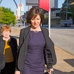 <strong>Francine</strong> <strong>Katz</strong> files motion for new trial in sex discrimination suit against A-B