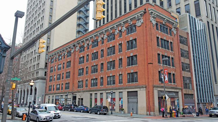The Building At 15 S Charles St Is Set To Become A Delta Hotel