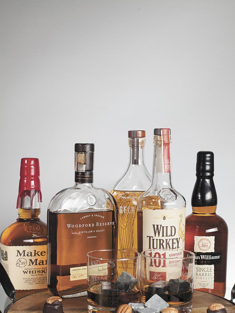 Craft bourbons from New Riff Distillery will join Kentucky's familiar lineup of whiskey brands.