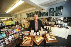 Frank Slacik, instead of resting on his laurels, poured himself into the gourmet sandwich business.