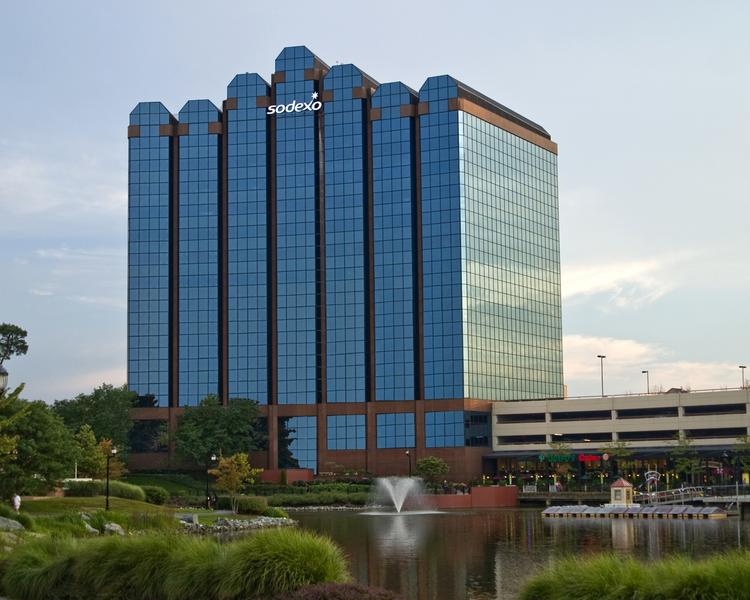 Kbs Real Estate Buys Sodexo S Gaithersburg Headquarters In
