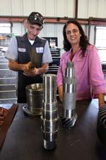 From father to daughter, Arroyo Process Equipment keeps growing