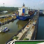 Multi-national forces cooperating on Panama Canal security