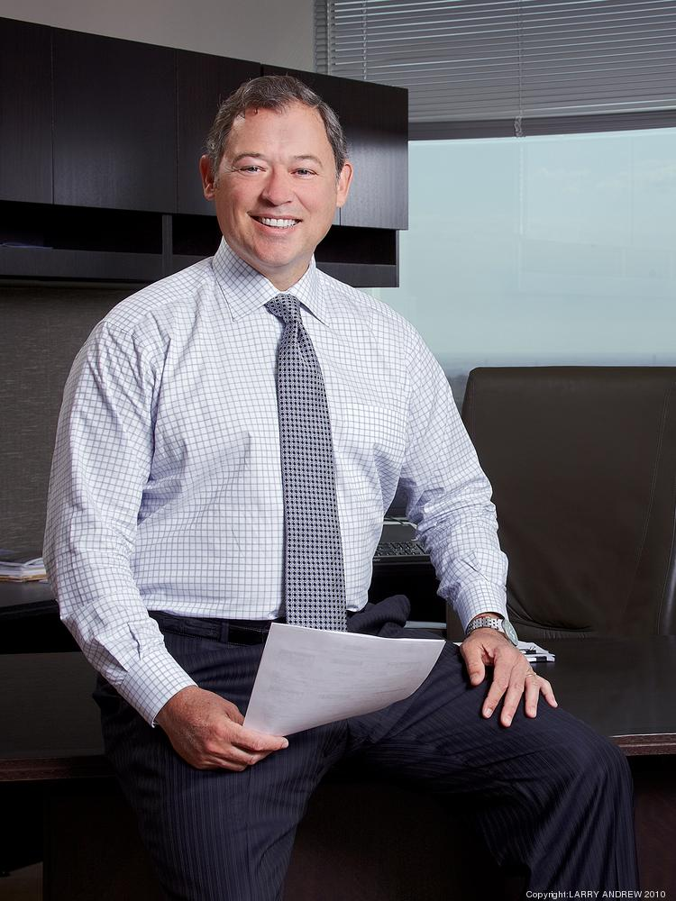 Tim Laney, CEO of National Bank Holdings Corp.