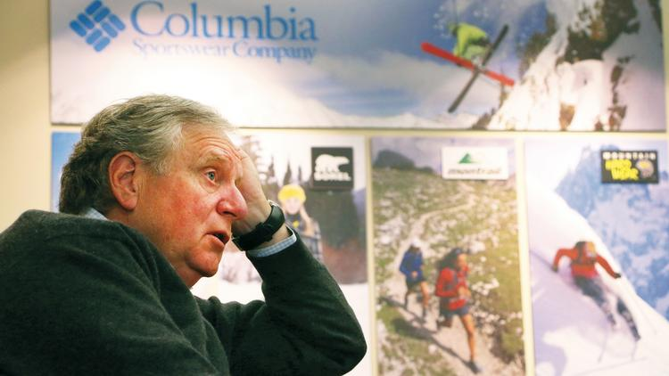 Columbia Sportswear's recent momentum continued Thursday with a strong earnings report and an improved 2014 outlook.