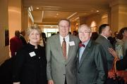From left: Rhonda Lowry, Dr. Randy Lowry of Lipscomb University and Ron Samuels of Avenue Bank