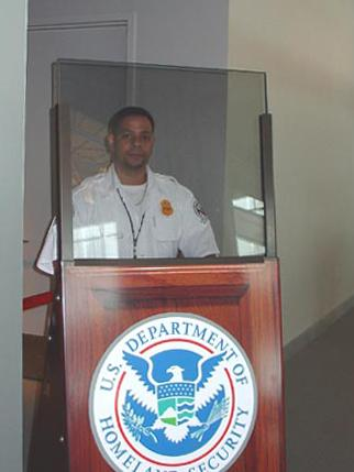 Defenshield products are used to protect many U.S. officials.