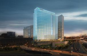 Intelsat SA is planning to relocate to Tysons Tower, one of the beneficiaries of what CompStak says is a larger trend of tenants seeking out lower-cost space in Tysons Corner when compared to the District.