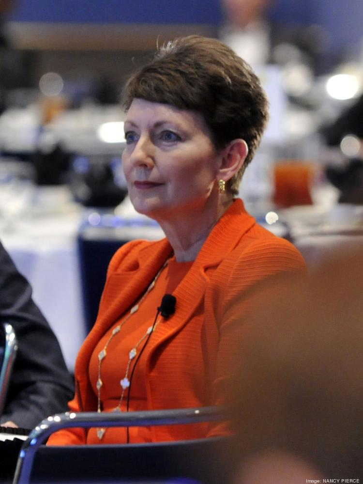 Duke Energy CEO Lynn Good is one of two executives named as defendants in a coal ash liability suit filed by two shareholders.