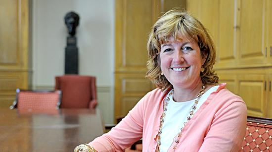 Susan Duncan has been appointed as interim dean of U of L's law school for another three years.