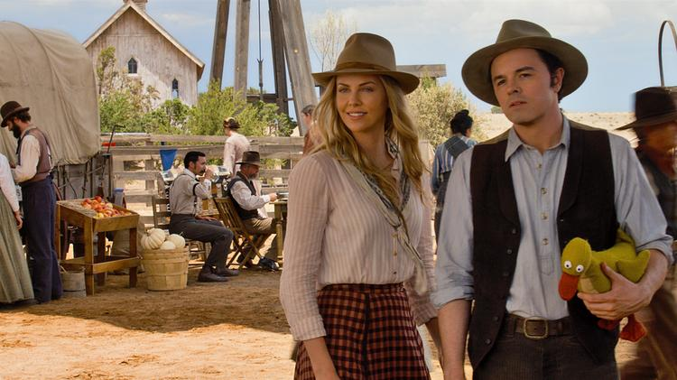 """Seth MacFarlane's """"A Million Ways to Die in the West"""" balances anachronistic humor with a reverence for the Western."""