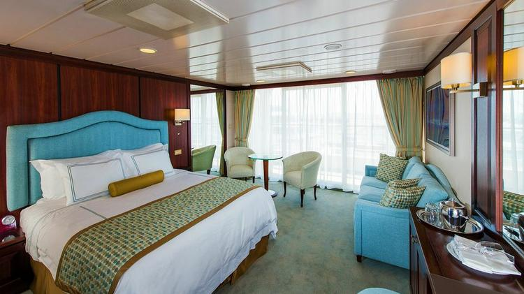 Refurbished ships porting in Miami include improved staterooms.