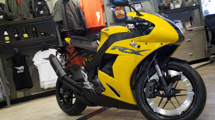 Erik Buell Racing kicks off a partnership that will see Parts Unlimited  manage its parts order processing and fulfillment for its dealer network.