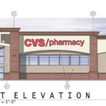North Franklin commercial district looks for reinvestment, with CVS on the way