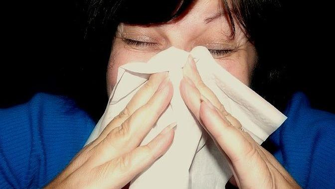 Are you suffering from allergies because of the high pollen count?