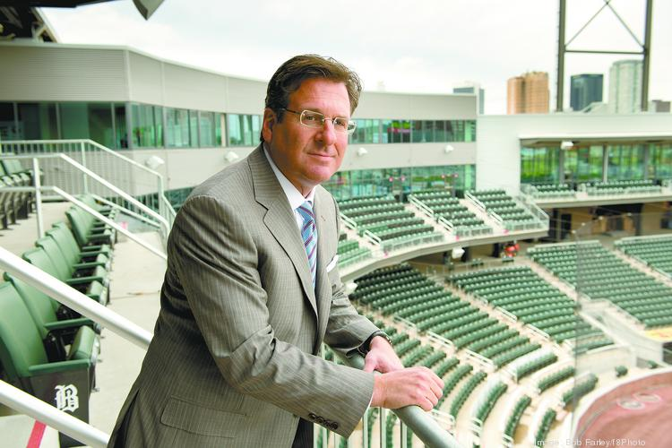 Developer Robert Simon pitched the idea of bringing the Birmingham Barons back downtown several years ago and this month, he saw his plan come to fruition with opening of Regions Field.