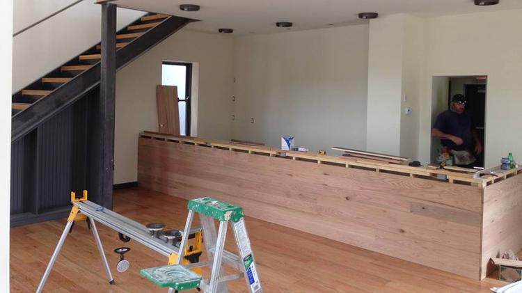 The Littlefield is expected to open next month in a 400-square-foot space on Spring Grove Avenue.
