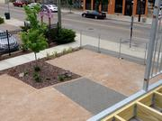 A large outdoor terrace will be part of The Littlefield.