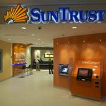 SunTrust's second-quarter profit up 6%