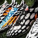 Adidas calls its World Cup shoes 'disruptive.' Find out why
