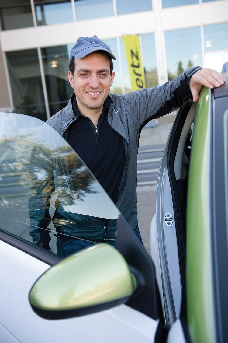 Hertz picked up Dice.com founder Jack Hidary to help rev its tech engine.