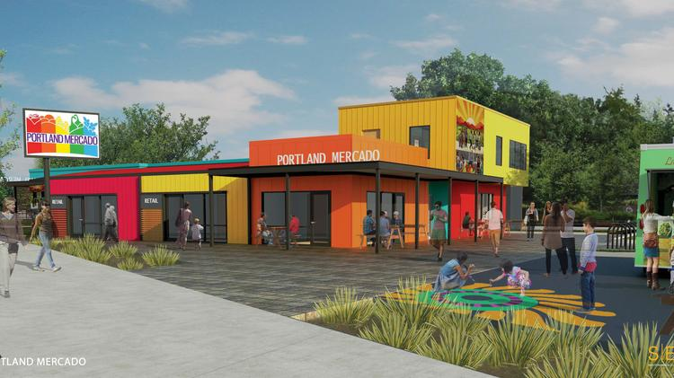 Hacienda Community Development Corp. broke ground on May 15  on Portland Hacienda in Lents — one of eight capital projects totaling more than $34 million for the nonprofit.