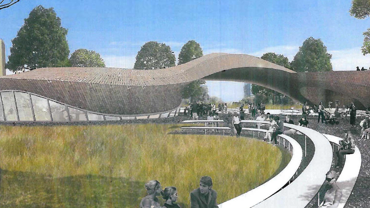 The West Sacramento City Council will vote on a proposal called the Barn Project, an outdoor events area along the Sacramento River that will eventually serve as a beer garden on weekends.