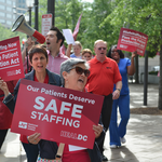 With report of nurse understaffing dangers, group pushes to revive hospital staffing bill