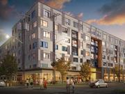 Holland Partner Group has paid $19 million for a site in Seattle's South Lake Union district, where it plans to build this apartment building.