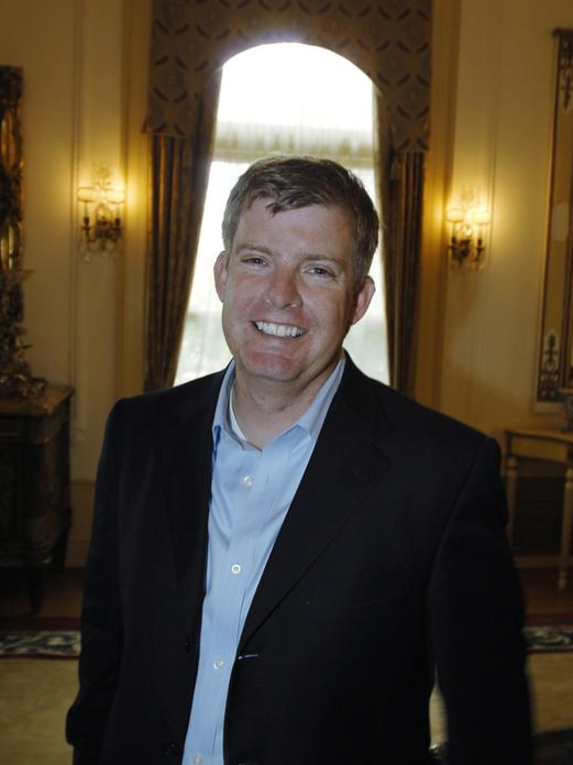 Matt Taylor, CEO of Mercury Payment Systems. The Durango-based company has agreed to be bought by Vantiv, Inc.