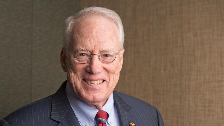 "William E. ""Brit"" Kirwan, the outgoing chancellor of the University System of Maryland, previously served as president of the University of Maryland and Ohio State University."