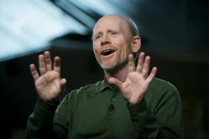 Ron Howard, producer and co-chairman of Imagine Entertainment, during a Bloomberg Television interview in New York in April.