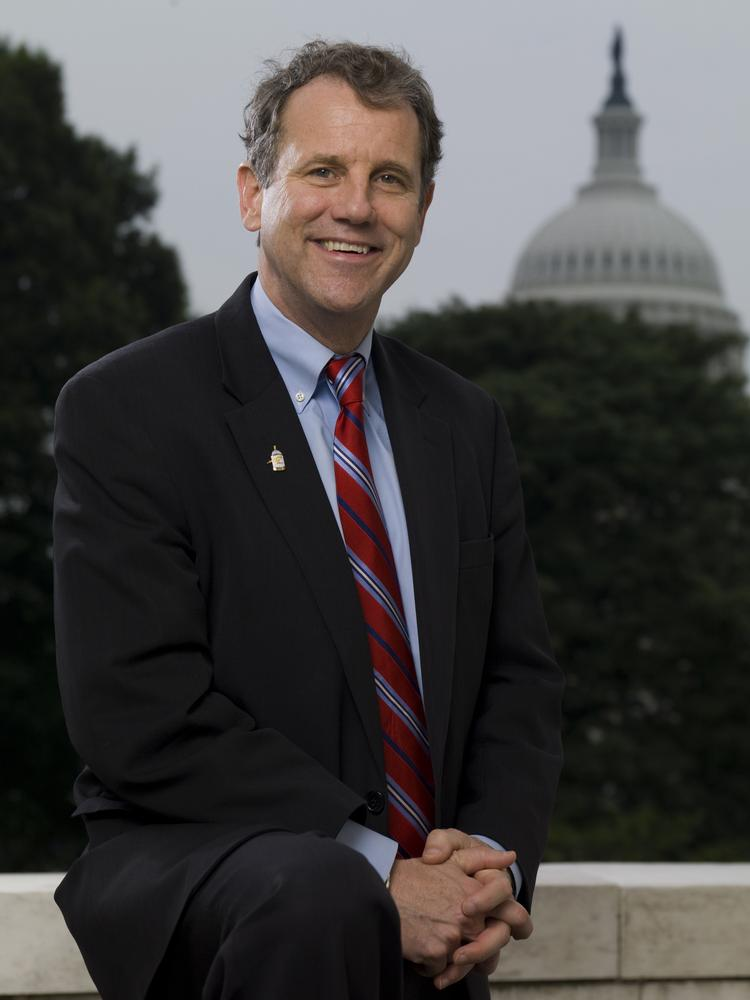 Sen. Sherrod Brown of Ohio said today that legislation he is co-sponsoring could lower costs for hospitals and save lives by allowing doctors, nurse practitioners and physician assistants to treat more patients who are addicted to opiates such as heroin.