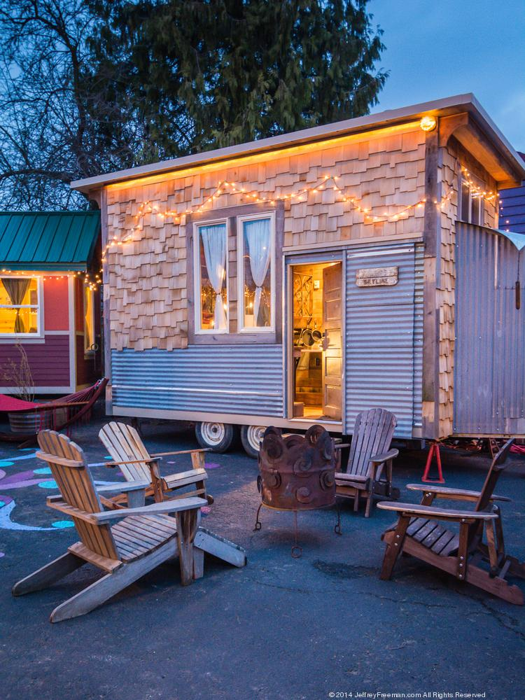 Portland will host a tiny house conference in April naturally