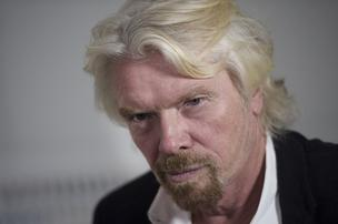 Richard Branson backs bitcoin
