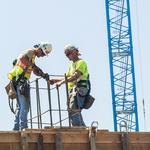 Construction industry jobs continue to increase, but not in Louisville