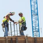 New construction jobs rise 15 percent in Louisville