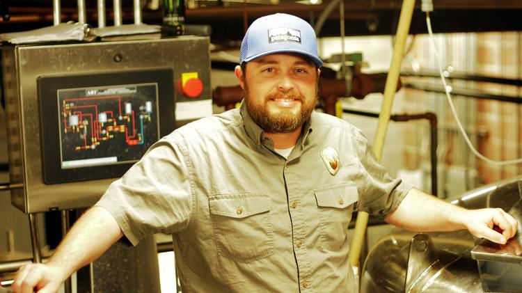 Jason Wilson is the president of Gadsden-based Back Forty Beer Co.