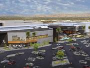Owner Rouse has leased 140,000 square feet to tenants as part of the planned repositioning of the Newpark mall in Newark, including 55,000 square feet to AMC Theatres for an entertainment complex with stadium seating;
