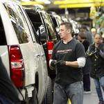 Green light expected on incentives for General Motors' $1.2B expansion