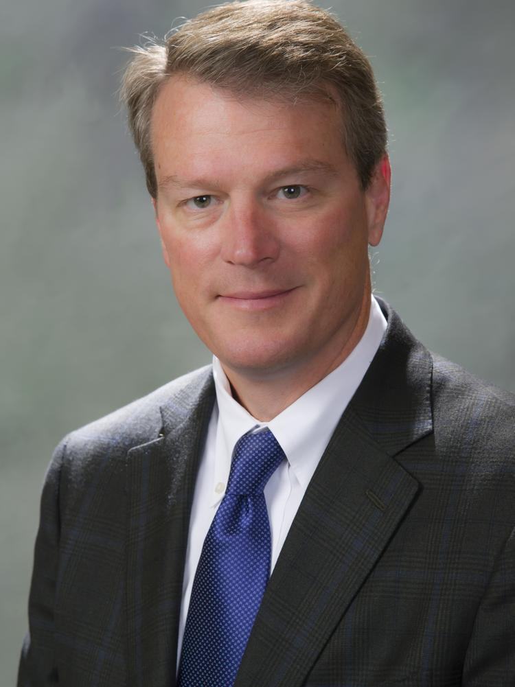 """Richard """"Dick"""" Burridge Jr., CEO and chief investment officer at RMB Capital"""
