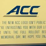 Shhh! The ACC has a new logo, but don't tell anyone