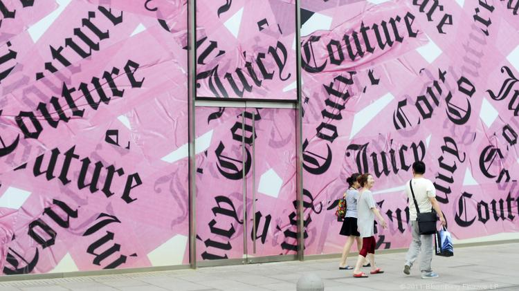 Women s clothing retailer Juicy Couture has closed its two stores in the  Sacramento region as part 76a1754ab324