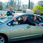 Google in talks with automakers on self-driving cars