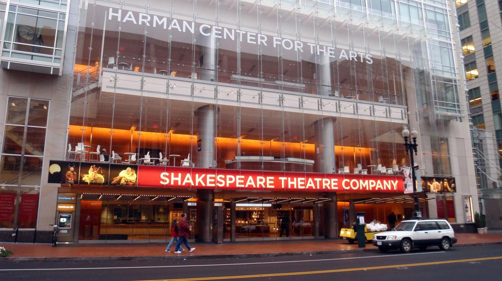 Citaten Shakespeare Theater : Shakespeare theatre company to develop actors campus at