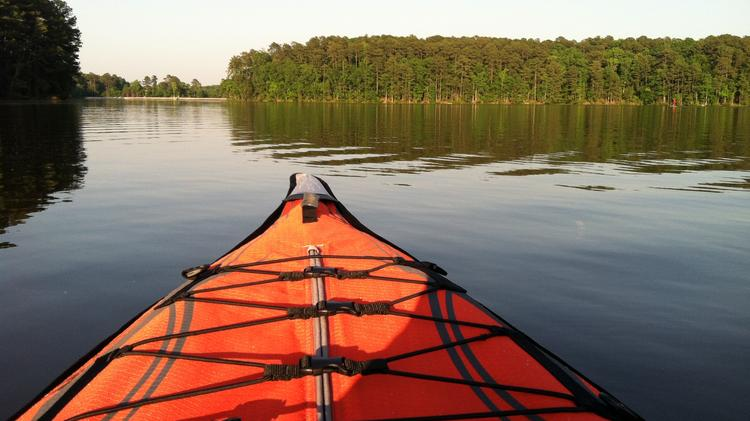 A paddling startup out of Wilmington could go national.