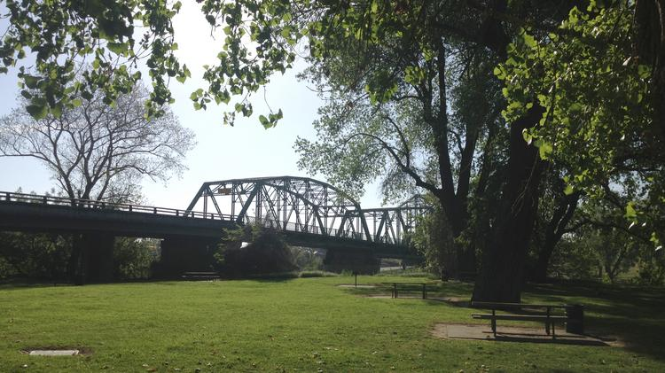 Sacramento tied for No. 7 in the nation for its park system.